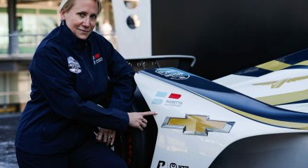 IndyCar welcomes a female led race team
