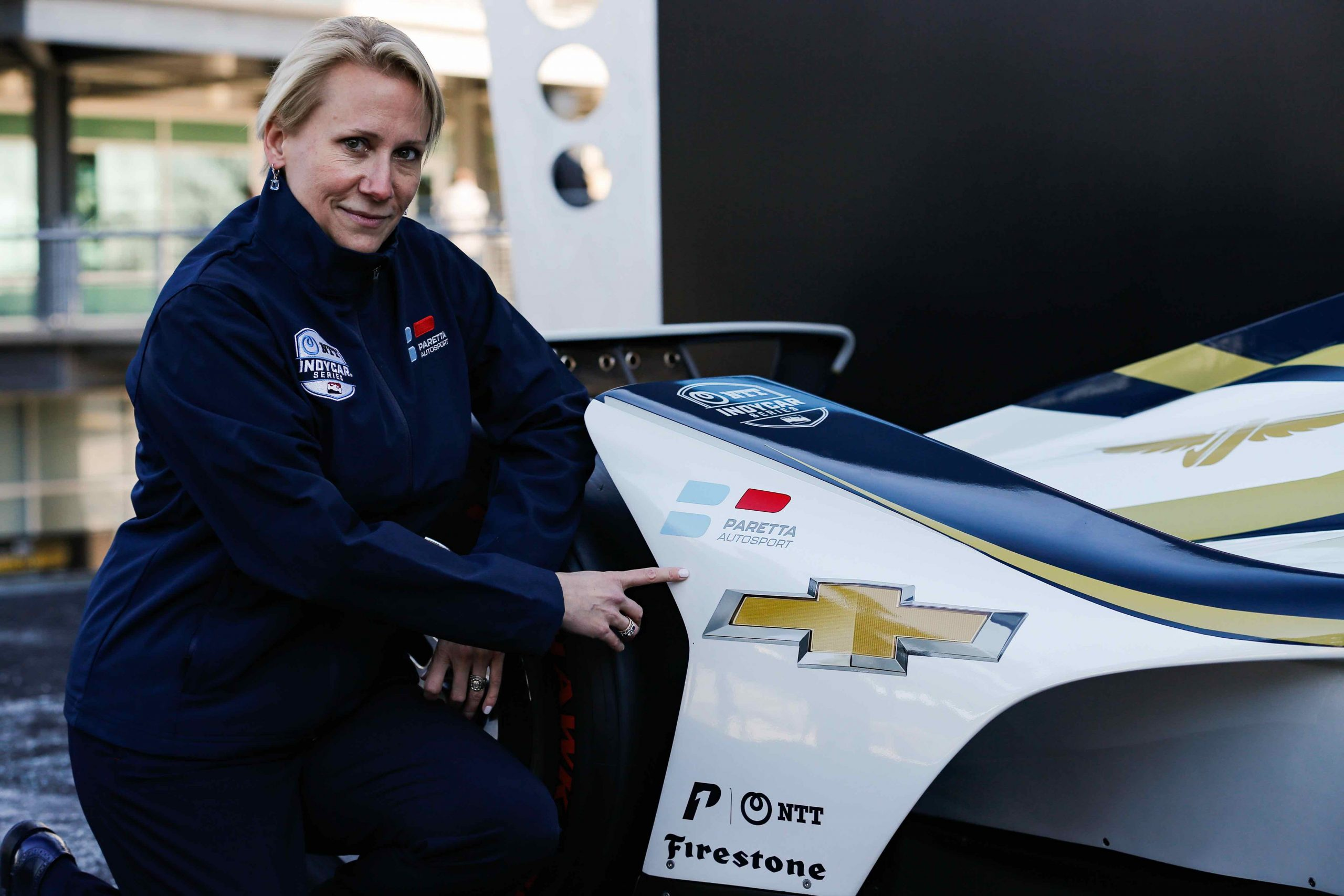 IndyCar welcomes a female led race team