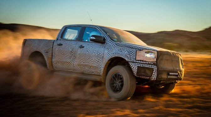 Ford is investing R3-billion to expand production in SA