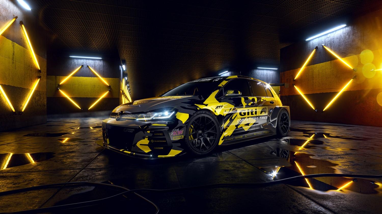 Giti Angels | female race team | 2020 VW Golf TCR | racing | nurburgring