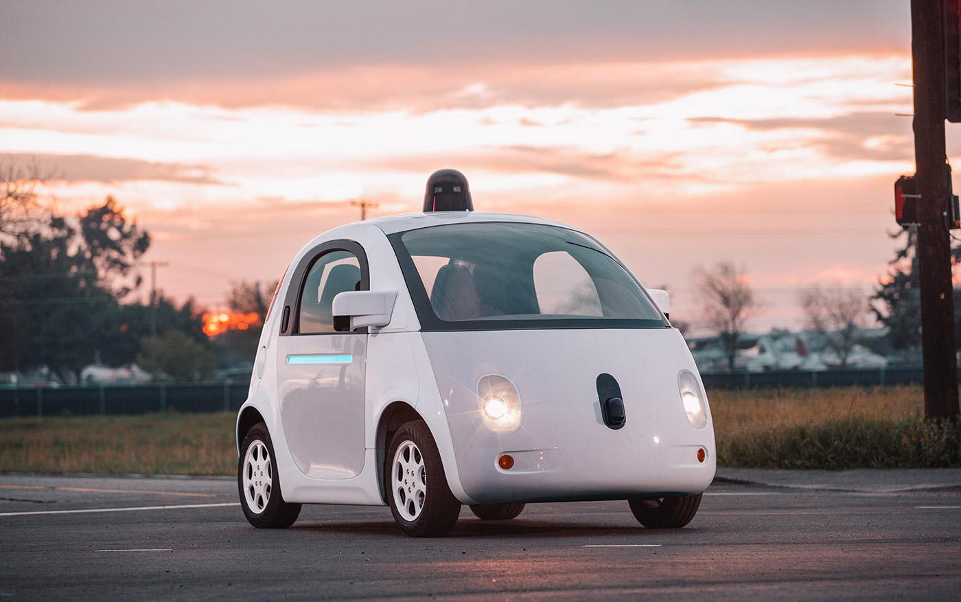 Google cars pod