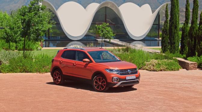Volkswagen T-Cross   House & Leisure