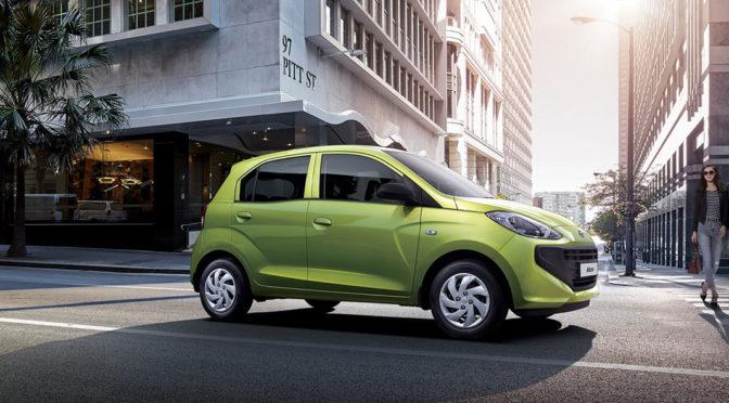 Hyundai Atos | Acid Green colour