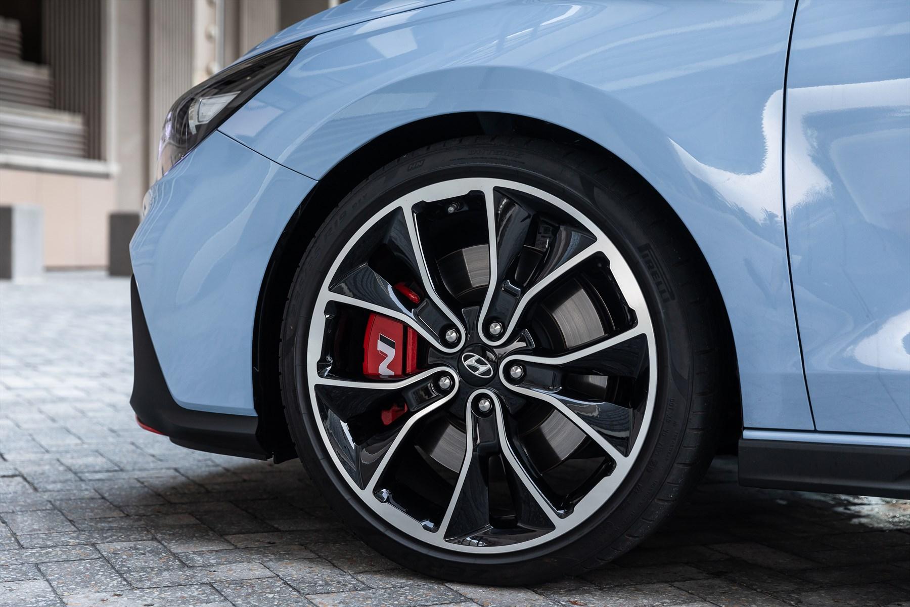 Hyundai i30 N | Pirelli PN | 345mm brakes