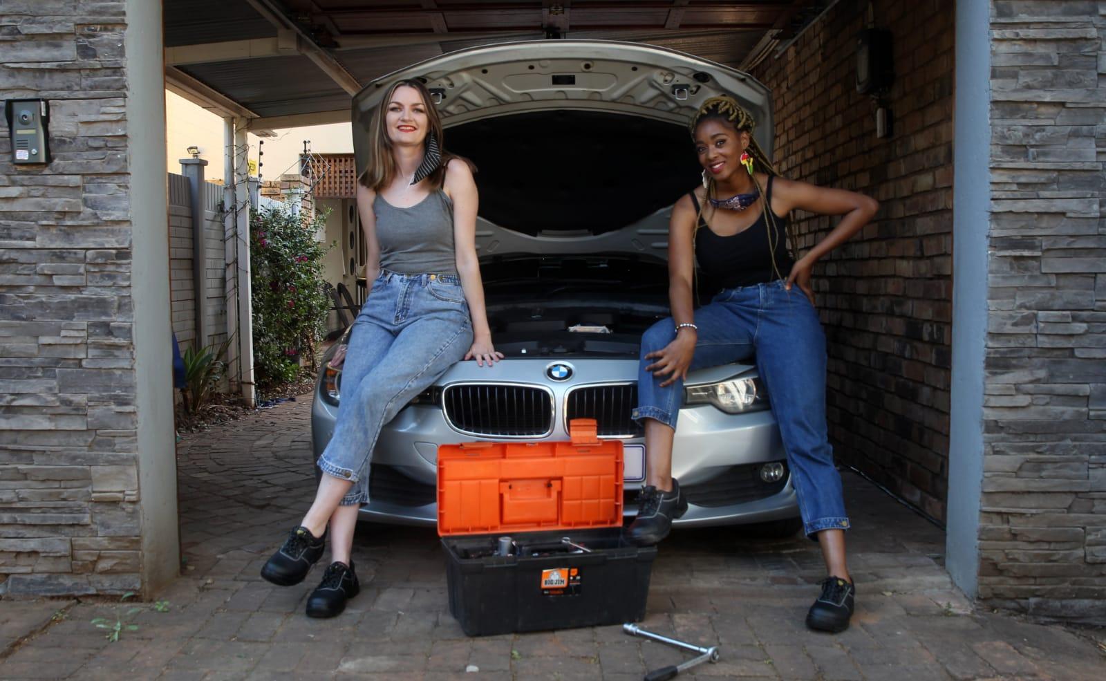 Women-only mechanics start-up in Pretoria