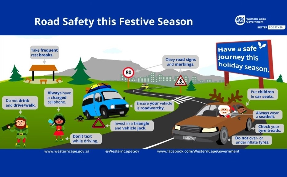 Imperial Road Safety - Holiday season