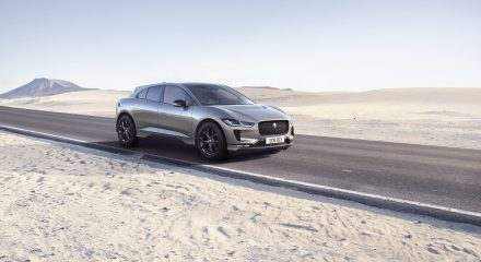 Introducing the all-new Jaguar I-PACE Black