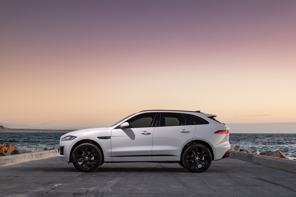 Jaguar F-Pace Chequered Flag | special edition | SUV