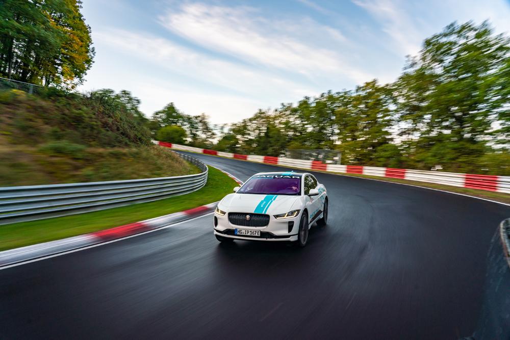 Jaguar I-PACE all-electric