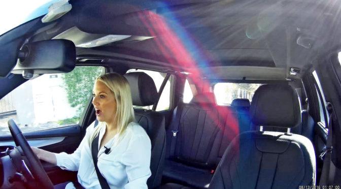 Juliet reviews the BMW X5