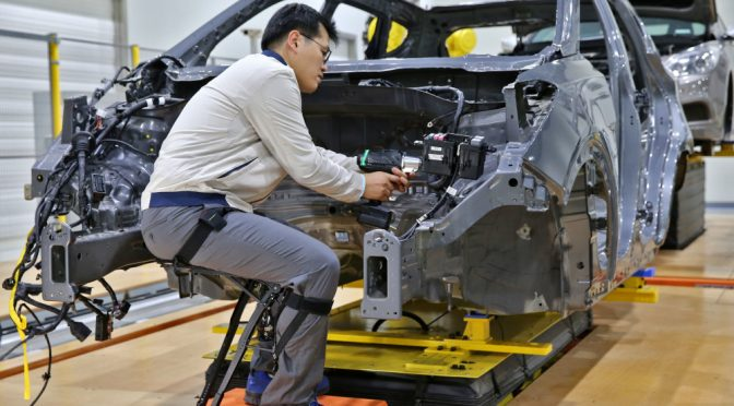 KIA and Hyundai venture into the robotics industry of the future