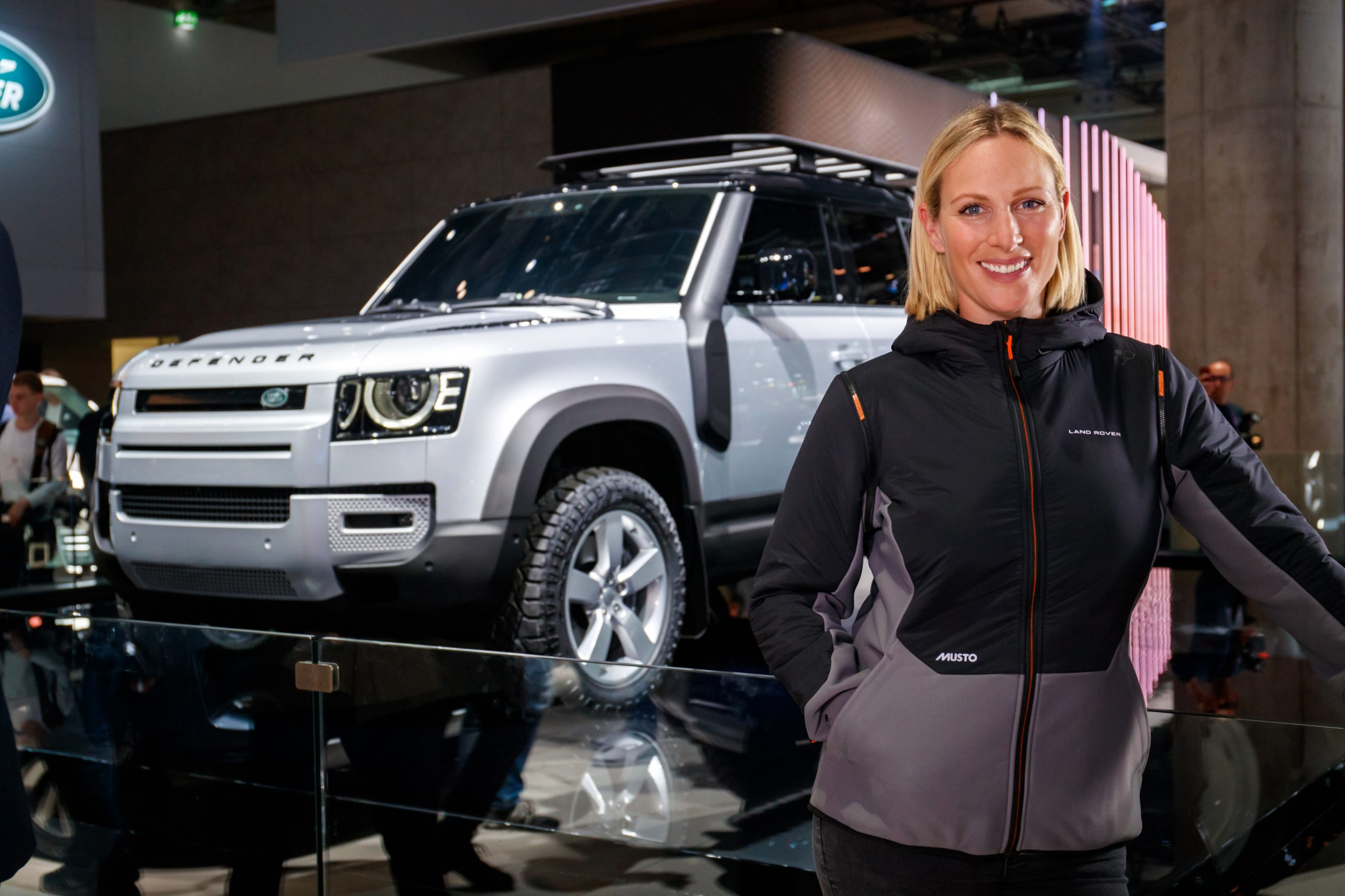 Land Rover | Musto | Above and Beyond | clothing | lifestyle