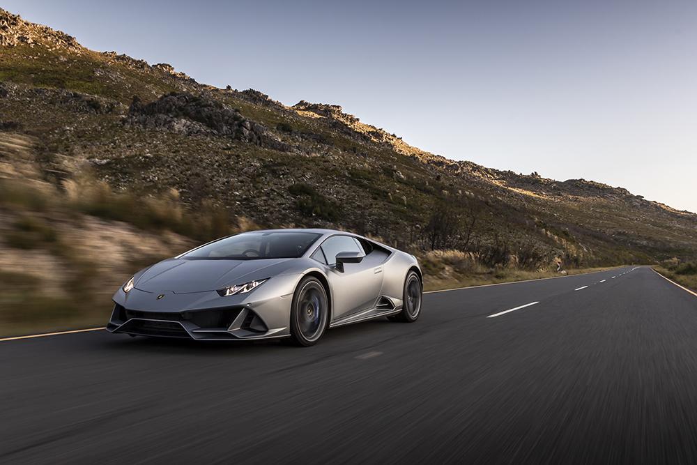 Lamborghini Huracan Evo | supercar | driven | car review | peet mocke photography
