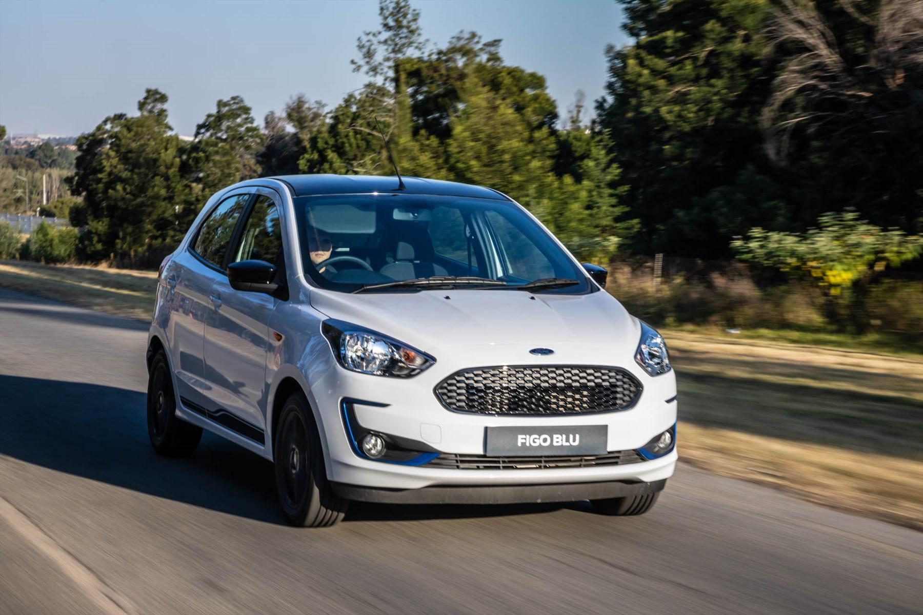 Ford adds new features to their Figo range