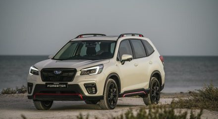 Subaru brings powerful 2.5-litre Forester SUV to South Africa