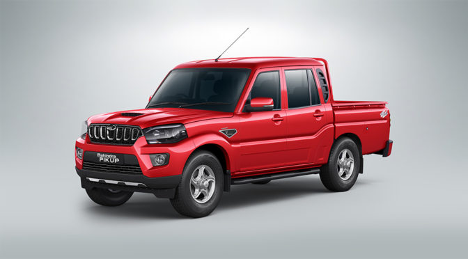 Mahindra Pik Up S11 automatic