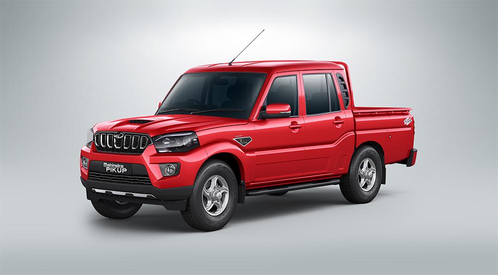Mahindra Pik Up S11 automatic
