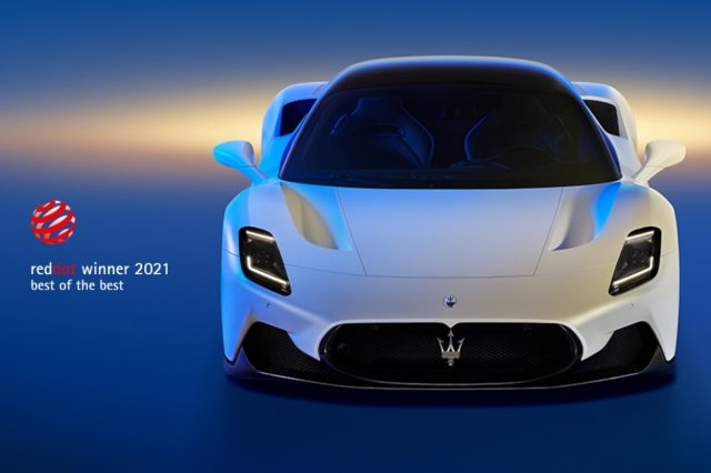 Maserati Red Dot Awards_Best of the Best (2)