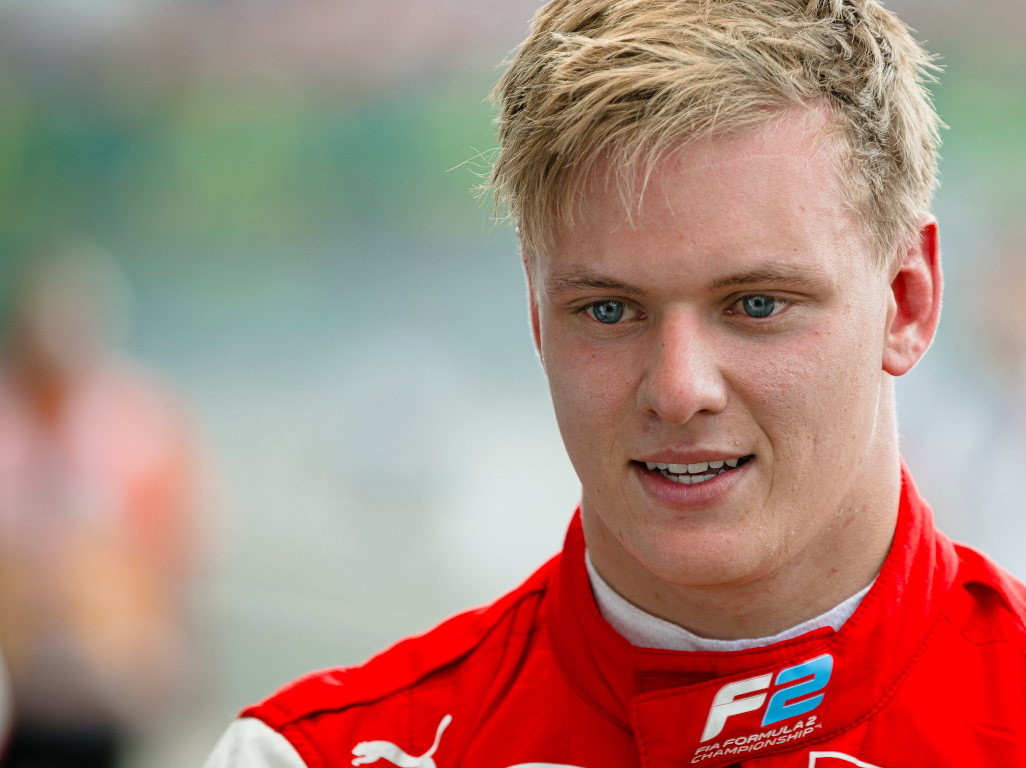 Mick Schumacher follows father Michael into F1 with Haas 2021 drive