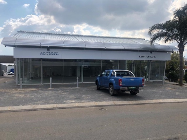 Motus opens their first Haval dealership in South Africa