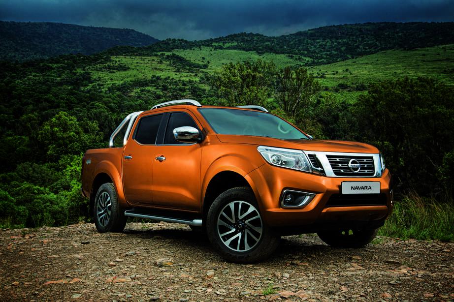 Car Review: New Nissan Navara - Women on Wheels