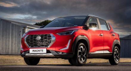 2021 Nissan Magnite joins ever-growing compact SUV segment