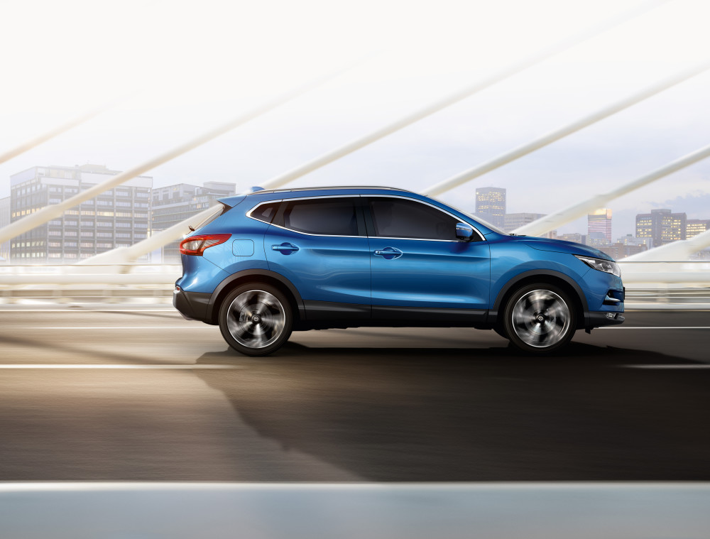 New Nissan Qashqai now available in SA with premium enhancements