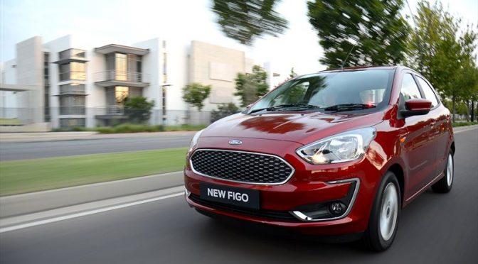 New Titanium model added to Ford Figo range