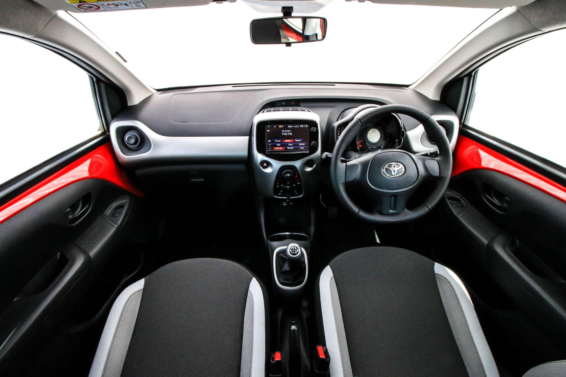 New Toyota Aygo Lrg-207