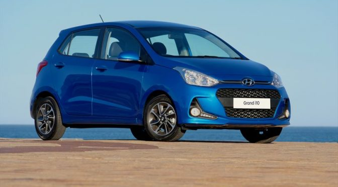 New derivative and revised features for rejuvenated Hyundai Grand i10 range