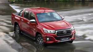New models and upgrades to the Hilux range