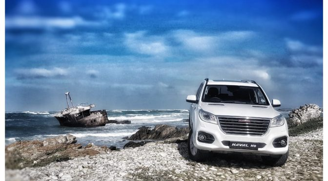 Our journey up the coast with the new Haval H9