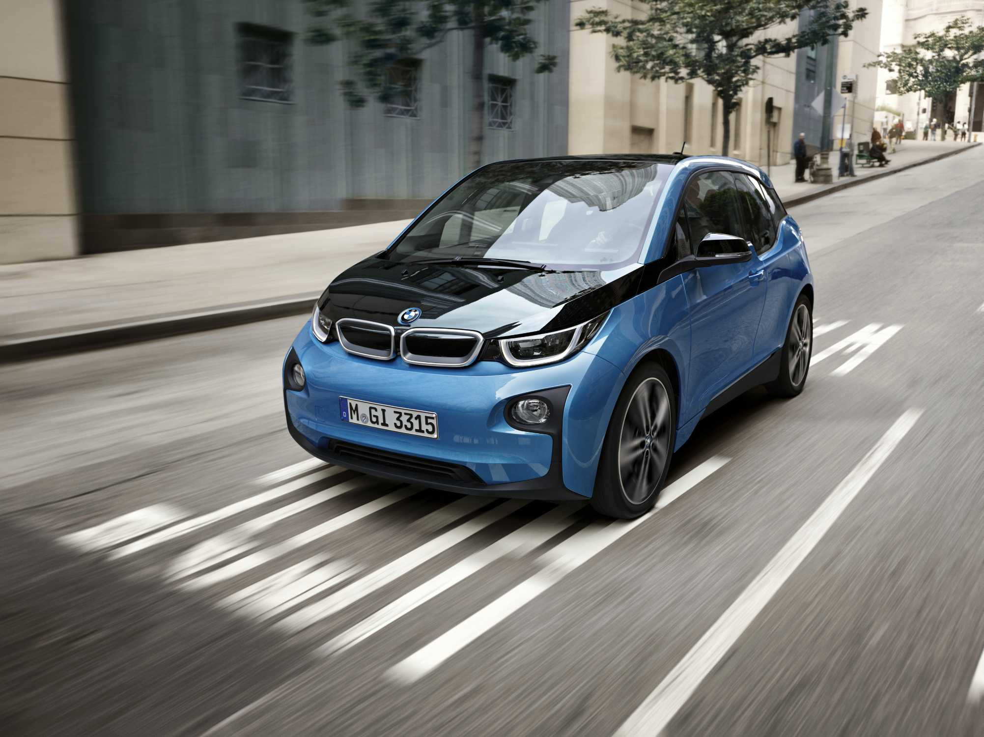 Eco-friendly electric cars to scoot around in