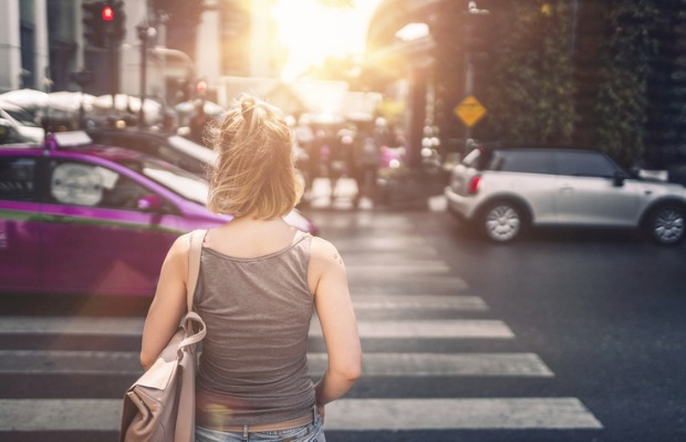 Pedestrian Safety - How to avoid being a statistic_istock