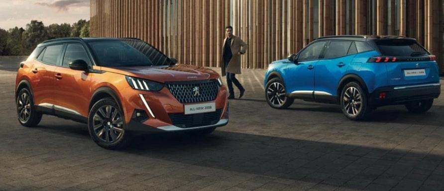 New Peugeot 2008 debuts in South Africa
