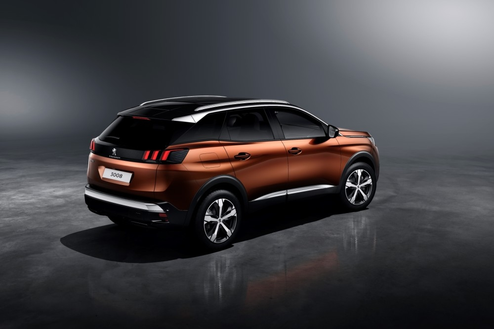 Top drives of 2019 | Peugeot 3008