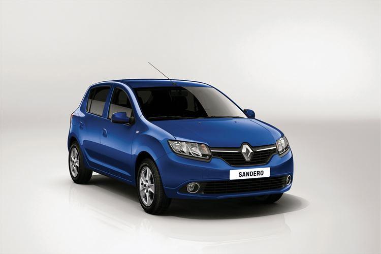 Renault Sandero budget car