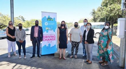 Cape Town installs second charging station in Somerset West Civic Centre