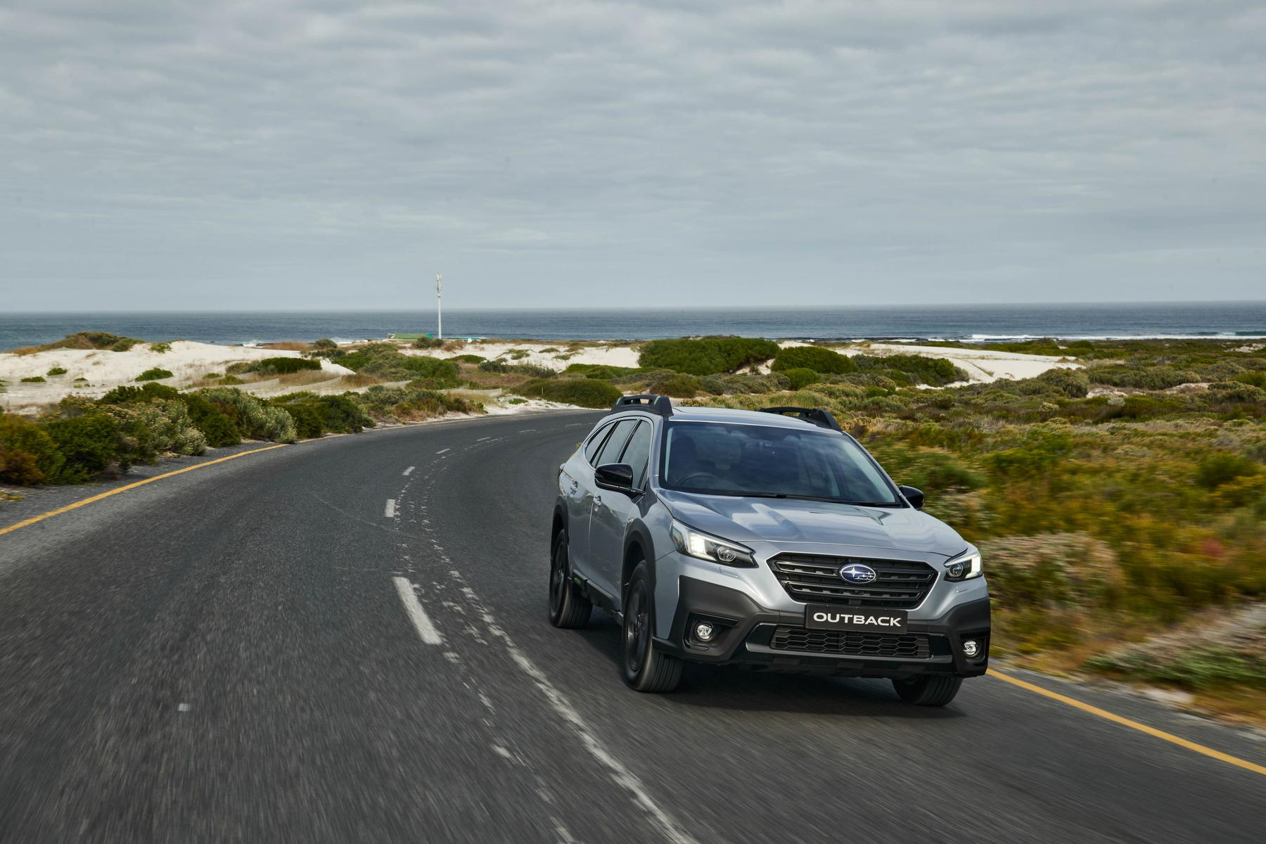 All-new Subaru Outback makes its debut