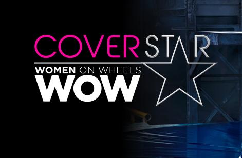 #WOWCoverstar