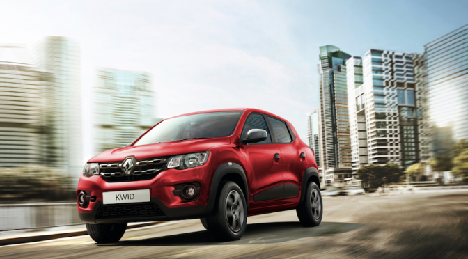 Car Review: Renault KWID AMT