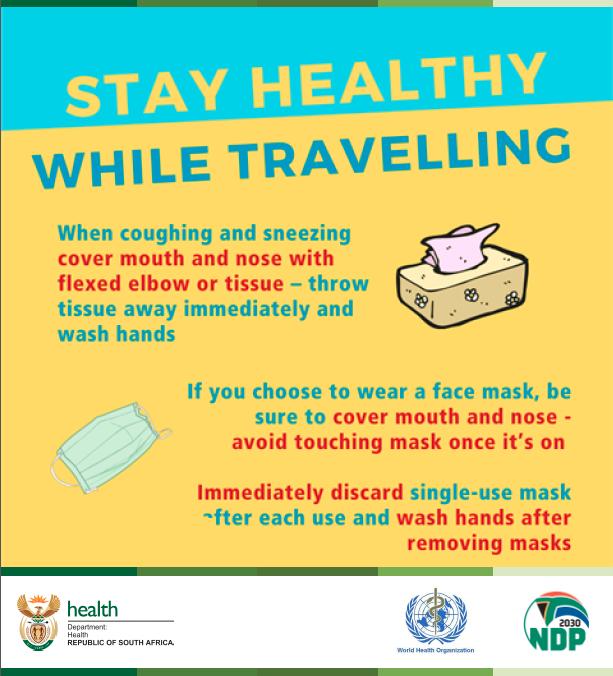 Coronavirus | covid-19 | healthy while travelling