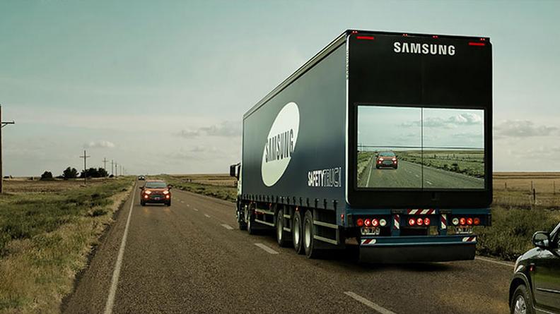 Samsung Truck