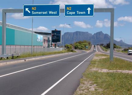 N2 Cape Town