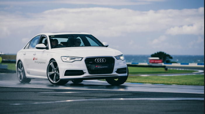 Audi advanced driving
