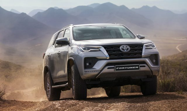 New Toyota Fortuner Will Be Unveiled In 2022