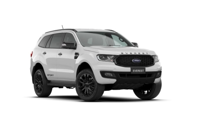 New Ford Everest Sport arrives in South Africa