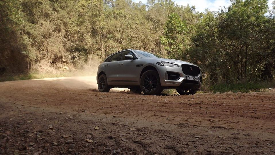 Seven Passes   Garden Route   Jaguar F-Pace