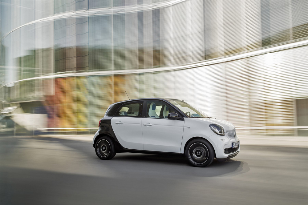 Smart ForFour | Budget buy | Entry-level car