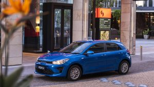 Kia Rio takes home 2021 Vincentric Best Value award